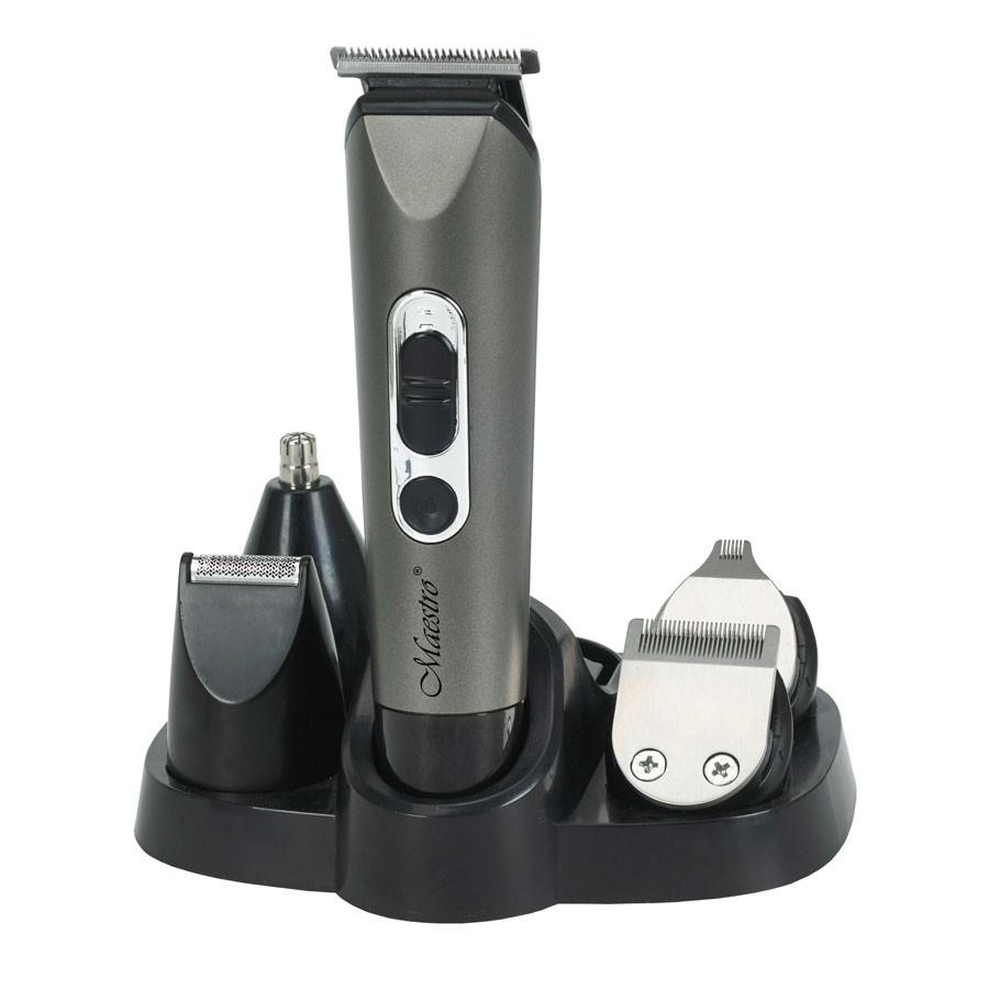 Plaukų kirpimo mašinėlė su priedais